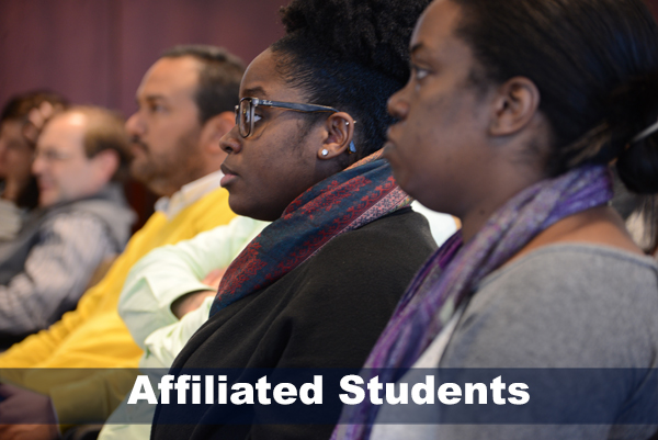 Affiliated Students.