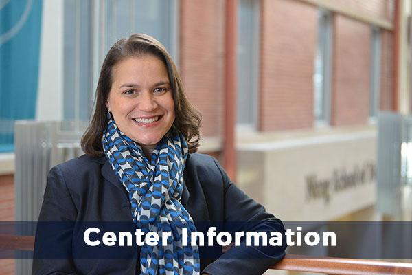 Center Information.